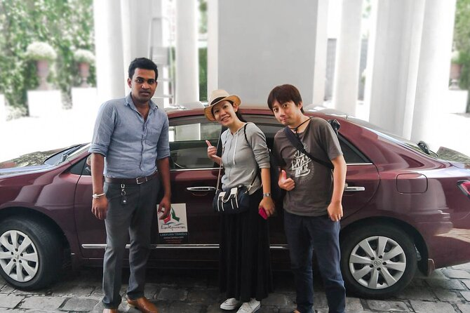 Transfer between Colombo Airport (CMB) and Heritance Kandalama, Dambulla, Negombo, SRI LANKA