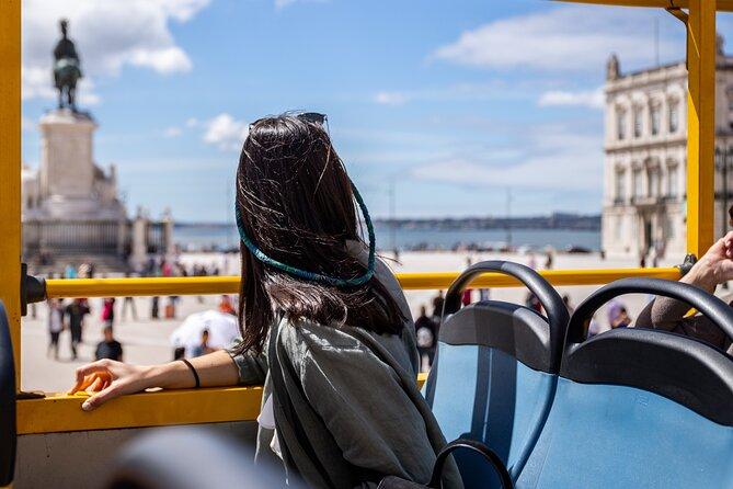 MÁS FOTOS, Excursion con paradas libres por Lisboa, en tranvia y autobus, con crucero por el rio