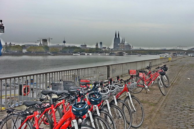 Cologne Christmas Lights guided bike tour, Colonia, Alemanha