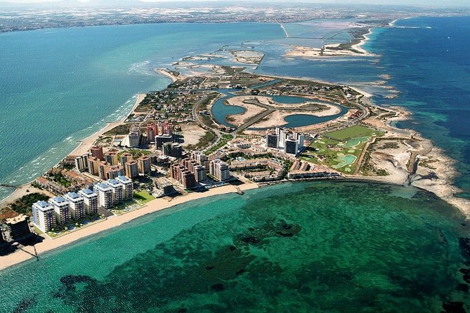 "Explore Cartagena and the surrounding areas on this 5-hour private tour. Discover La Manga with its internal ""small sea"", known as a paradise between two seas where you can relax and enjoy some tapas with wine."