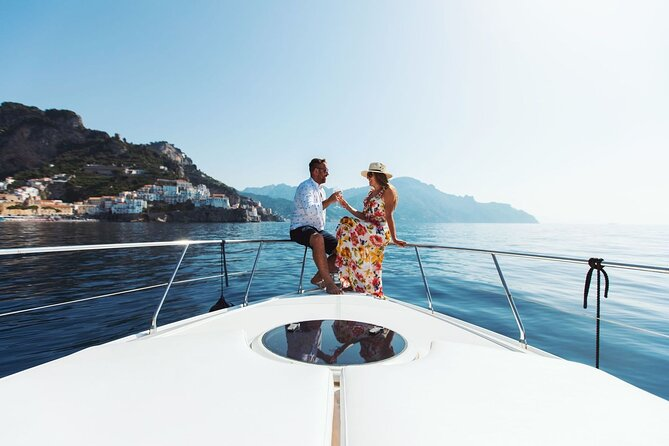 Luxury Cruises, Amalfi, ITALIA