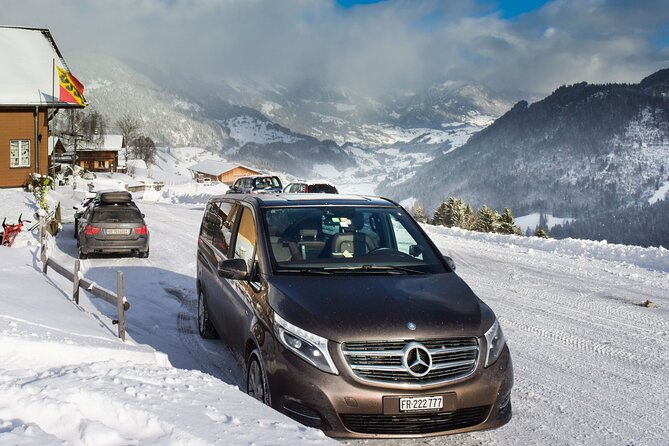 Private transfer from Chamonix in France to Geneva Airport, Chamonix, França