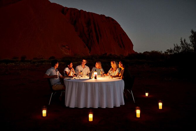 Uluru (Ayers Rock) Sunset with Outback Barbecue Dinner and Star Tour, Ayers Rock, AUSTRALIA