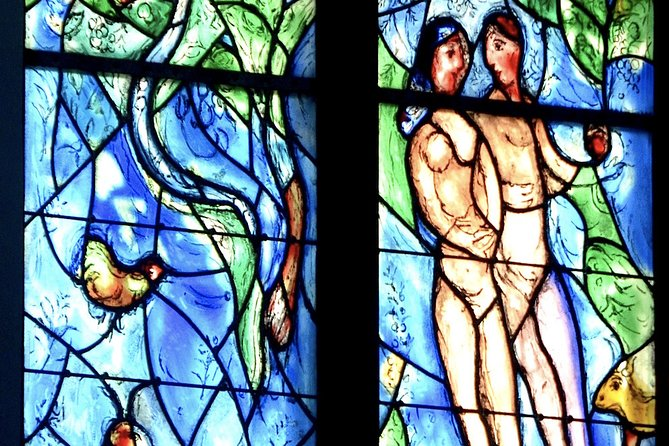 MAIS FOTOS, 2 Hour Private Guided Walking Tour: Chagall Windows and Old Mainz