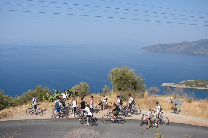 Mani Road e-Bike Tour, Kalamata, GRECIA