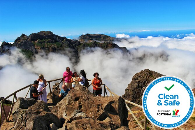 Experiencethis tour to the East, visiting Madeira Peaks and the traditional thatched houses in Santana, by 4x4 with a open top roof! We will take you through the UNESCO forest and little villages to see amazing views, all alongside a local guide. Get close the natural beauty and wonder of Madeira Island.
