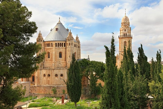 Christmas Eve in Israel: Jerusalem Sightseeing Tour with Dinner and Midnight Mass Viewing in Bethlehem, Jerusalen, ISRAEL