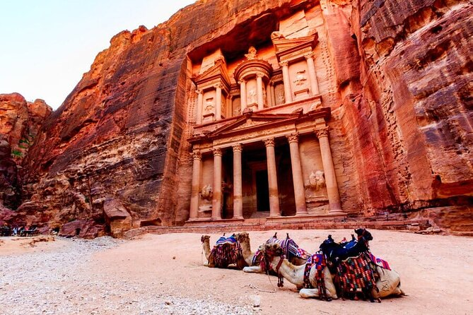 MÁS FOTOS, Petra day tour from Jerusalem by bus