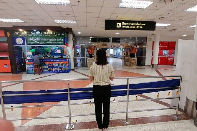 Traslado privado a la llegada: Aeropuerto de Chiang Mai al hotel Four Seasons, Chiang Mai, TAILANDIA