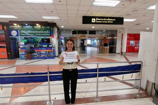 Traslado privado a la llegada: Aeropuerto de Chiang Mai al hotel, Chiang Mai, TAILANDIA