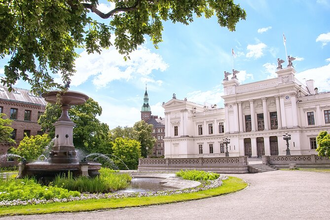 "Guided tour ""Love stories of Lund"