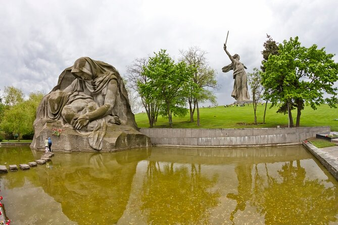 """Volgograd - known as the """"hero city"""" during Soviet times was the scene of probably the most important battle in World War II. During this excursion you will see highlights of one of the largest and most famous cities in Russia."""