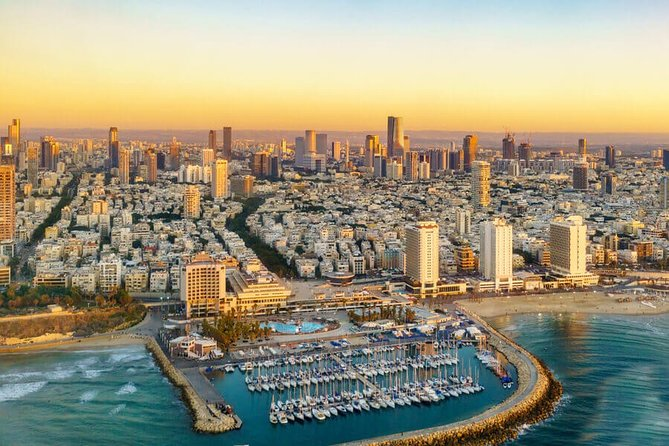 Private Transfer: From Jerusalem to Tel Aviv, Jerusalen, ISRAEL