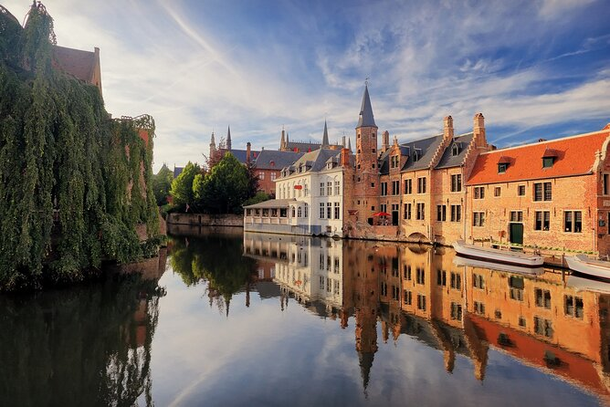 MÁS FOTOS, Explore Bruges UNESCO heritage city on a private tour with scenic boat ride