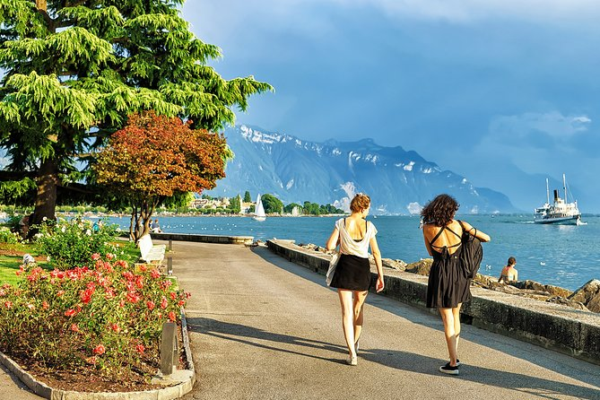 """An exclusive tour for all the romantics of the world! Together with the professional local guide, you will visit the most romantic places in the city. What could be more picturesque than a view of Lake Geneva? You will feel spellbound in a charming atmosphere. What is considered as one of the best places to have a date in the city? Where can you make lovely photos? You will be surprised how many historical love stories are hidden in the streets, buildings, parks of the city. From heartbreaking and tragic, to the hilarious or spicy ones. Even the Jean Jacques Rousseau's breathtaking romantic novel """"Julie; or The New Heloise"""" about doomed love between a young aristocrat and her tutor. Can you feel their love pulsating thru the city? This tour is especially recommended in the Saint Valentine period!"""