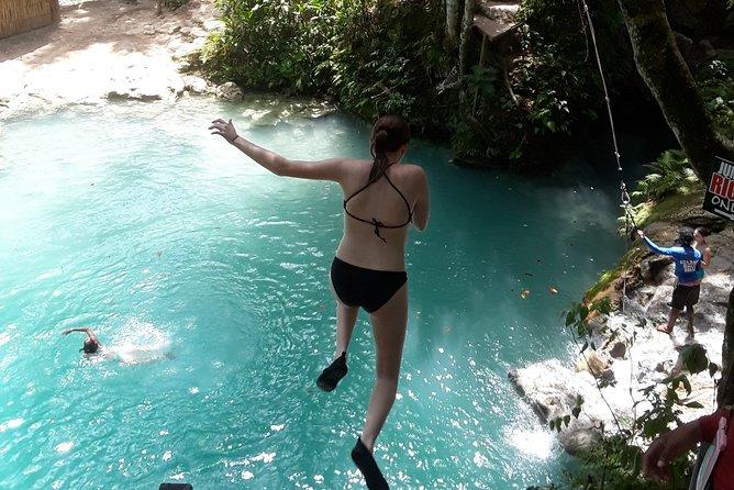 Excursão particular pelo Blue Hole (Buraco Azul) saindo de Ocho Rios, Ocho Rios, JAMAICA