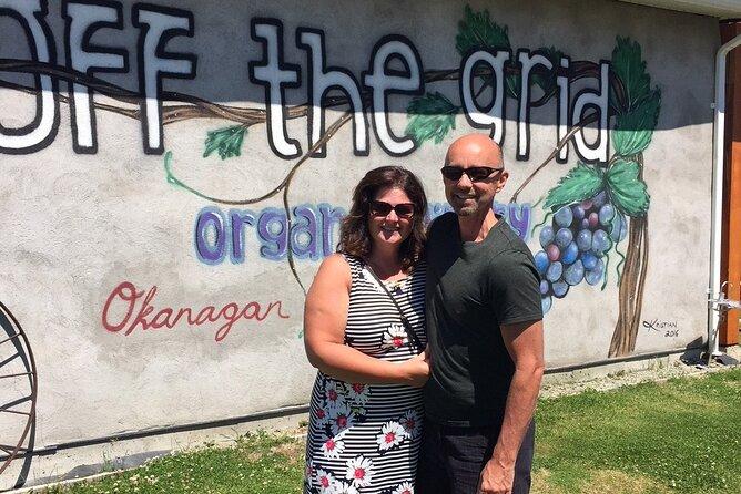 Tour and Taste Okanagan's Wine Country, Kelowna y Okanagan Valley, CANADA