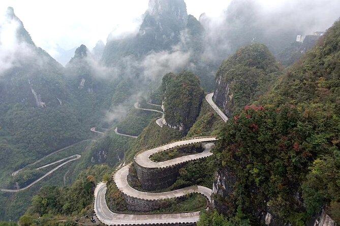 MÁS FOTOS, 1-day Zhangjiajie Tianmen Mountain Tour with Tianmen Cave