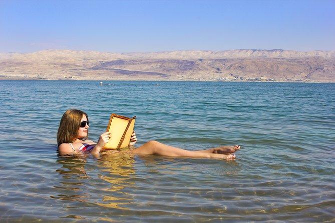 Excursión Betania Sitio del Bautismo de Jesucristo en el Rio Jordan y Visita del Mar Muerto desde Amman, Aman, JORDANIA