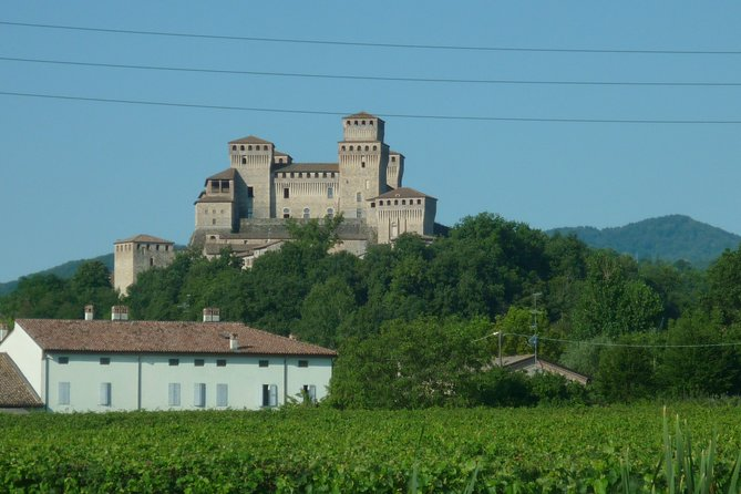 Torrechiara Castle Tour, Parma, ITALIA