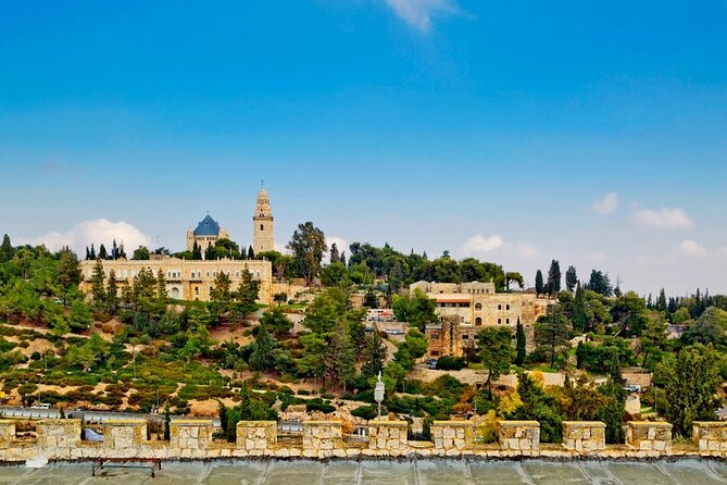 Take a day out to discover the iconic religious sites of Jerusalem and visit the Dead Sea on this private day trip from Tel Aviv. With a private driver-guide, visit Old Jerusalem to see landmarks including the Western Wall, Via Dolorosa and Church of the Holy Sepulchre, and absorb the city views from the Mount of Olives. Then, cross the Judean Desert to float in the Dead Sea and enjoy a revitalizing, mineral-rich mud bath before your return to Tel Aviv. Enjoy in-depth attention from a guide on this private tour.