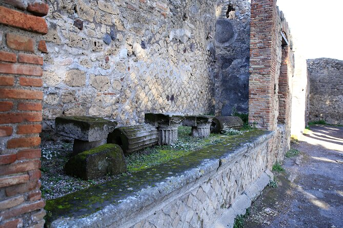 Skip-the-line Exclusive Private Full-Day Complete Ancient Pompeii Guided Tour, Pompeya, Itália