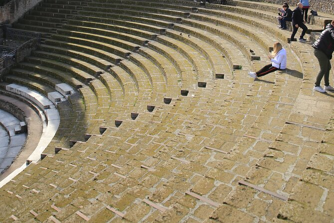 Pompeii Tour for Children with Skip-the-line Tickets & Kid-friendly Guide, Pompeya, ITALY