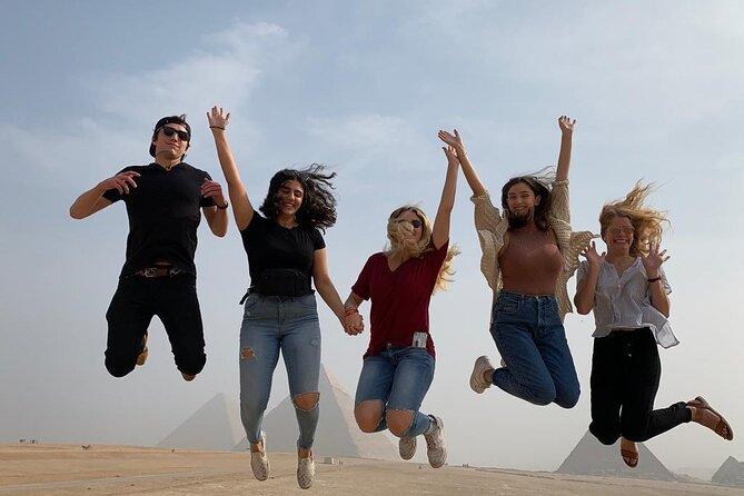 Amamzing Day Tour To Giza Pyramids With Camel Ride & Four Wheeler (ATV), Guiza, EGIPTO