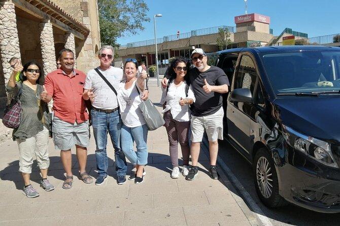 Recorrido de mañana o de tarde a Montserrat para grupos pequeños con recogida en el hotel, Barcelona, ESPAÑA