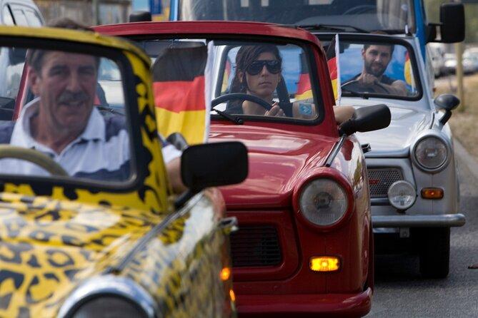Berlin Self-Drive Trabi Tour with Guide, Berlin, ALEMANIA