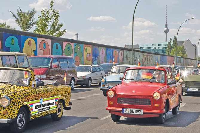 Berlin Self-Drive Trabi Tour with Guide, Berlim, Alemanha