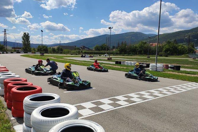 Private Action Day Karting & Paintball, Varna, Bulgária