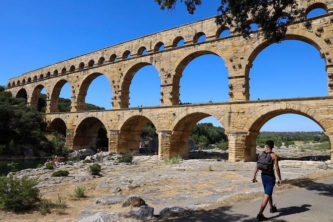 MÁS FOTOS, Pont du Gard to Villeneuve Les Avignon & Châteauneuf du Pape wine private tour
