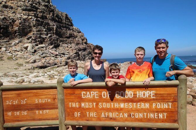 The Cape Peninsula Tour is a must-do tour when staying in the beautiful Mother City of Cape Town. This trip includes the most scenic drives of Cape Town as well as stopping at local hot spots, encountering wildlife where The Cape's two ocean currents meet and having a close encounter with the famous African Penguins. This trip is all that and more. If you are looking to leave no stone unturned when it comes to the most scenic parts of Cape Town, this is the tour for you. We look forward to hosting you!