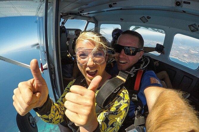 Rottnest Skydive + Perth Barack St Ferry package, Perth, AUSTRALIA