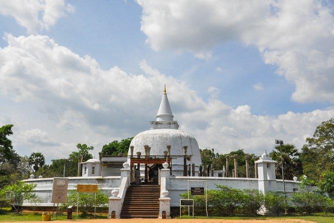 Anuradhapura Buddhist Icons Tour from Sigiriya, Sigiriya, SRI LANKA