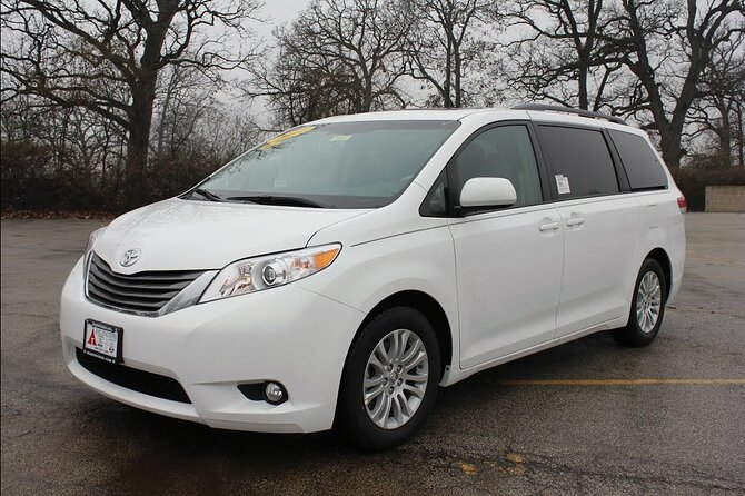 Private transfer Minivan from or to CLT, GSP Charlotte NC and Greenville SC, ,