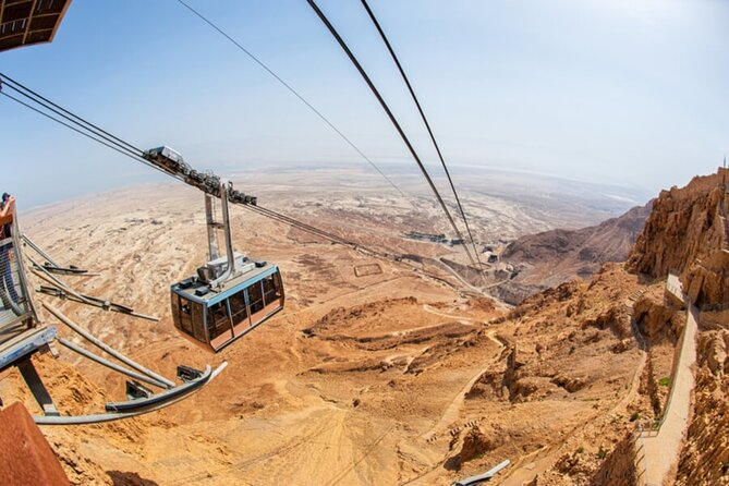 MÁS FOTOS, Private Tour: Masada and Dead Sea Day Trip from Jerusalem