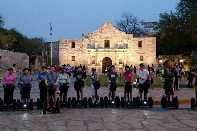 San Antonio Segway Ghost Tour, San Antonio, TX, ESTADOS UNIDOS