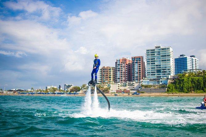 Private Flyboarding Experience in Manta, Manta, Equador