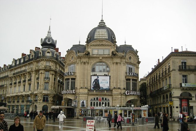 MÁS FOTOS, Private 4-hour City Tour of Montpellier with Hotel pick-up and drop off