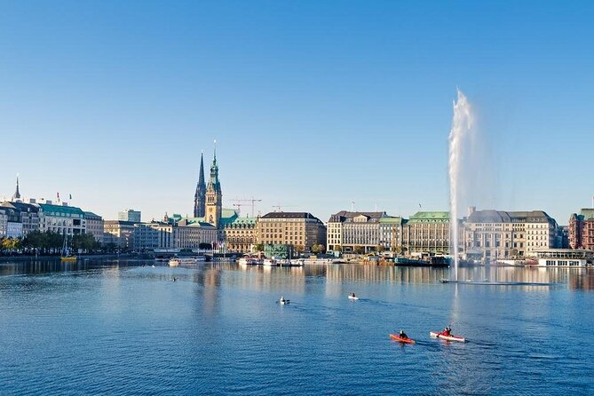 Your guide will meet you at Cruise Ship Port of Kiel.<br>During a tour of Hamburg you will see Elbphilharmonie, Speicherstadt, HafenCity, City Hall, Alster, Trost Bridge, Church of St. Nicholas.<br>You will then have 2 hours of free time to explore the city on your own, lunch or go shopping.<br>At the appointed time, you will sail back to the port of Kiel.