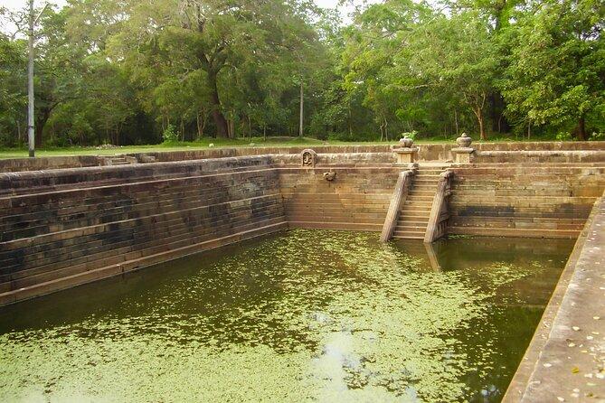 Sacred City of Anuradhapura from Sigiriya, Sigiriya, SRI LANKA