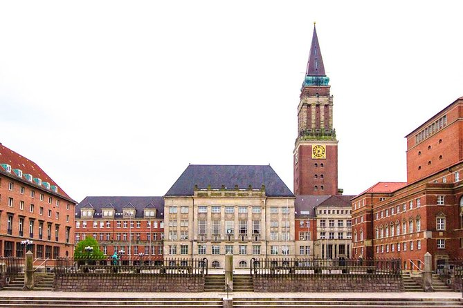 During a tour of Kiel you will see Kiel's Old Town, Town Hall, the Kieler Hauptkirche, city's Monastery, 'Schloss' palace, Old Market und ect.