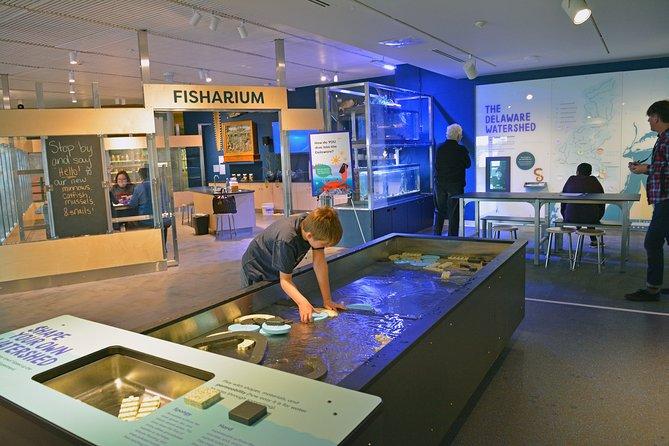 Independence Seaport Museum Admission, Filadelfia, PA, ESTADOS UNIDOS
