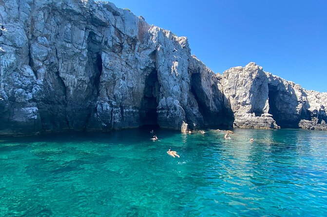 Sun & Sea All Inclusive 3 hour Swimming Cruise (WITH PICK UP SERVICE), Rhodes, Grécia