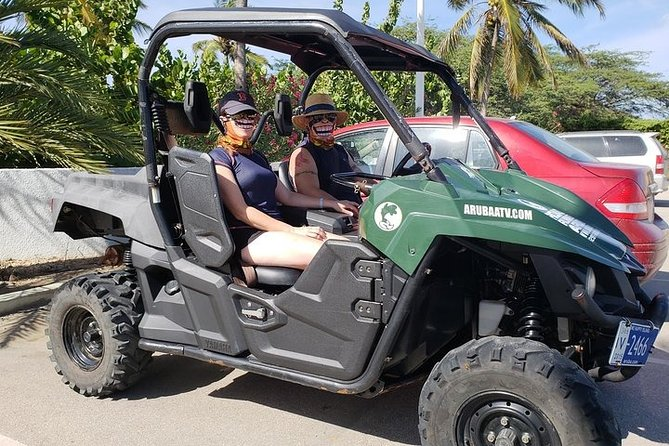 Enjoy the beautiful scenery and desert landscape Aruba has to offer with our Yamaha wolverine 700 cc on this 4 hour UTV (Utility Terrain Vehicle) rental. Must be 25 years and up to operate the vehicle and must come with a valid drivers license (for first time visitors to Aruba,see 8 hour rental).