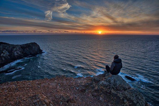 Sunset Todo-O-Terreno na Costa Oeste, Lagos, PORTUGAL