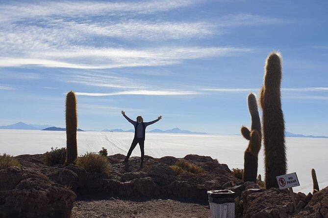 2-Day Uyuni Salt Flats - Including Laguna Colorada by Flight from La Paz, La Paz, BOLIVIA