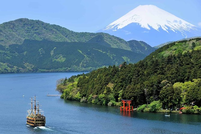 This value-packed trip with a nationally-licensed and experienced multilingual tour guide is a fantastic and efficient way to explore Hakone!<br><br>For travelers looking for a blissful escape from Tokyo, Hakone offers everything from serene hot springs, world-class art museums, traditional inns, and spectacular mountain scenerey, capped by the perfection of Mt. Fuji. Ashino-ko is the lake at the center of most excursions to the area, but be prepared for the crowds, especially on weekends and holidays.<br><br>Let us know what you would like to experience and we will customize a six-hour tour that's best for you!<br><br>Note*1: Please select your must-see spots from a list in the tour information to create your customized itinerary.<br>Note*2: The Nationally-licensed Tour Guide-Interpreter certification is issued by the Japanese government requires a good knowledge and understanding of Japanese culture and history.